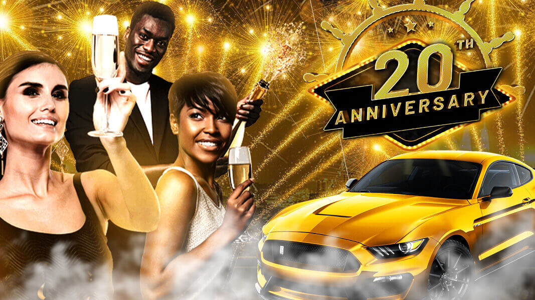 20th Anniversary Spectacular!
