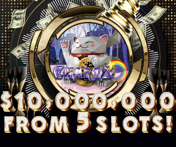 Latest 5 video slots are winners