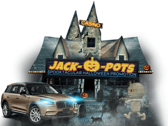 Hit the Jack-o-pots!